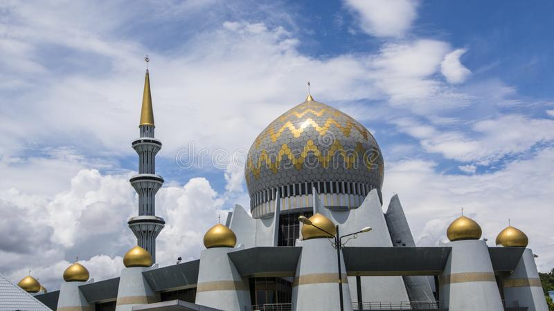 Mooi Kota Kinabalu stock foto