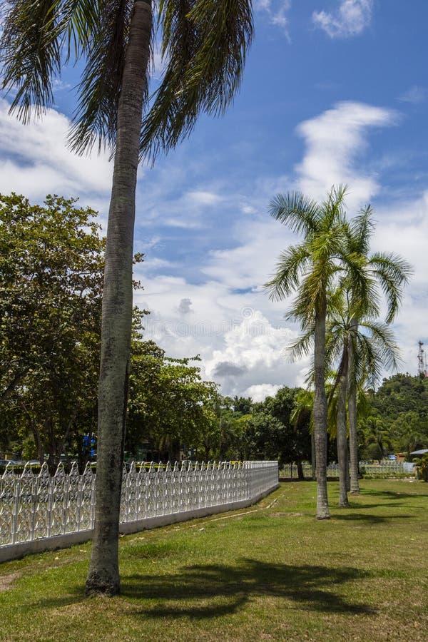 Mooi Kota Kinabalu stock afbeelding