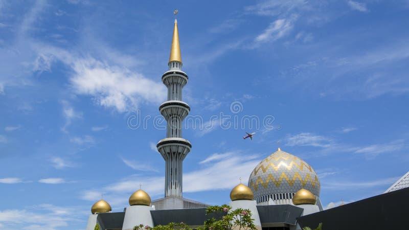 Mooi Kota Kinabalu royalty-vrije stock afbeeldingen