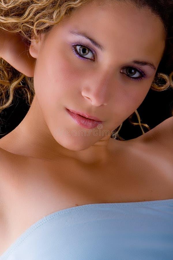 Mooi Latina meisje stock foto's