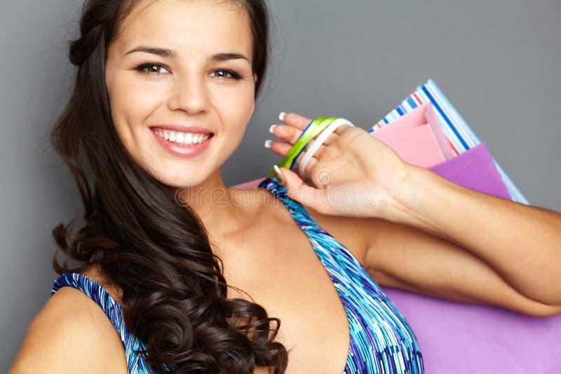 Download Mooi meisje stock afbeelding. Afbeelding bestaande uit mensen - 29514761