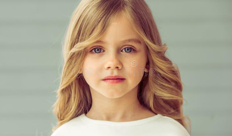 Mooi meisje stock afbeelding