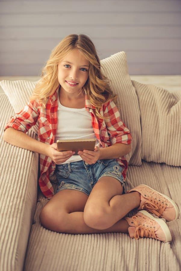 Mooi meisje stock afbeeldingen