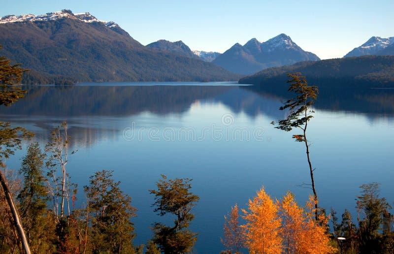 Mooi Patagonië Argentinië stock afbeelding