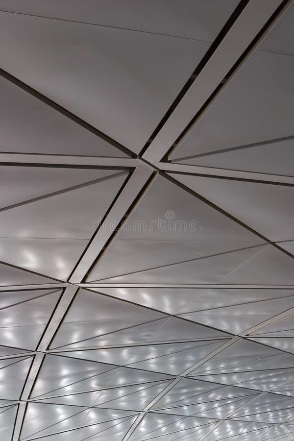 Mooi plafond royalty-vrije stock afbeelding