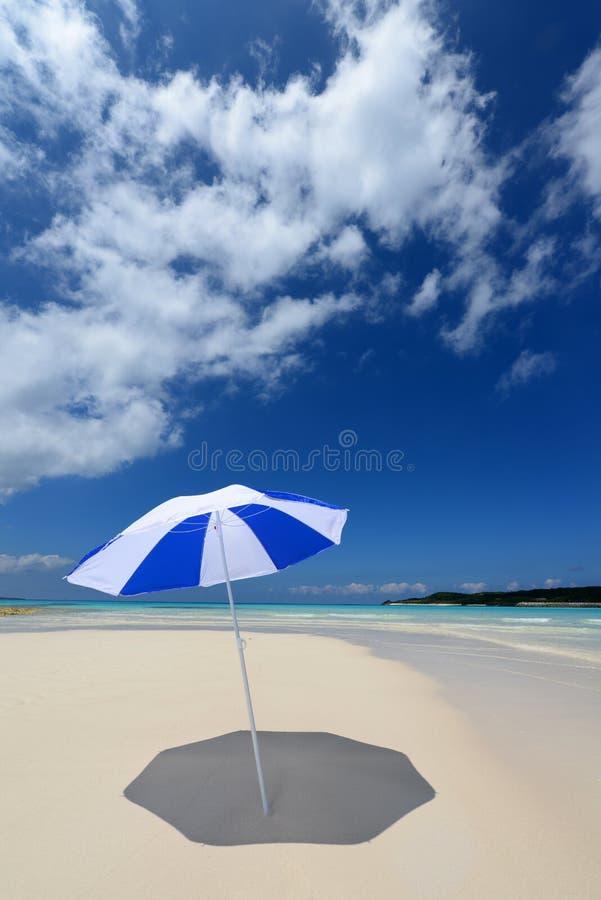 Mooi strand royalty-vrije stock foto's