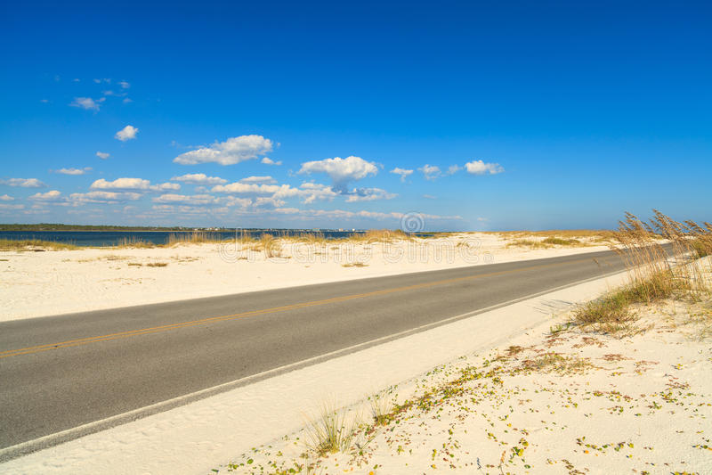 Mooi Strand stock afbeelding