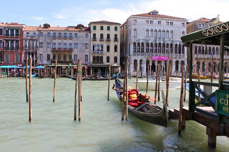 Mooi Venetië, Italië stock afbeeldingen