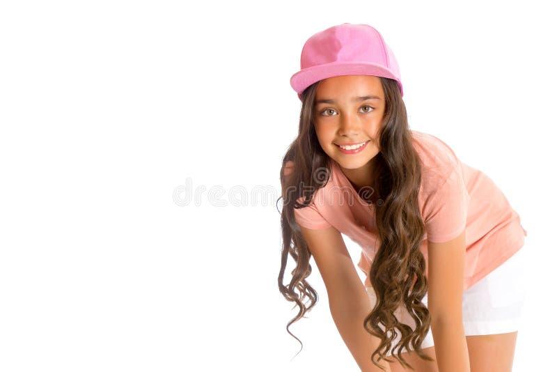 Mooi Weinig Aziatisch Meisje royalty-vrije stock afbeeldingen