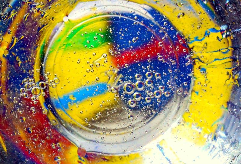 Mooie abstracte achtergrond royalty-vrije stock afbeelding