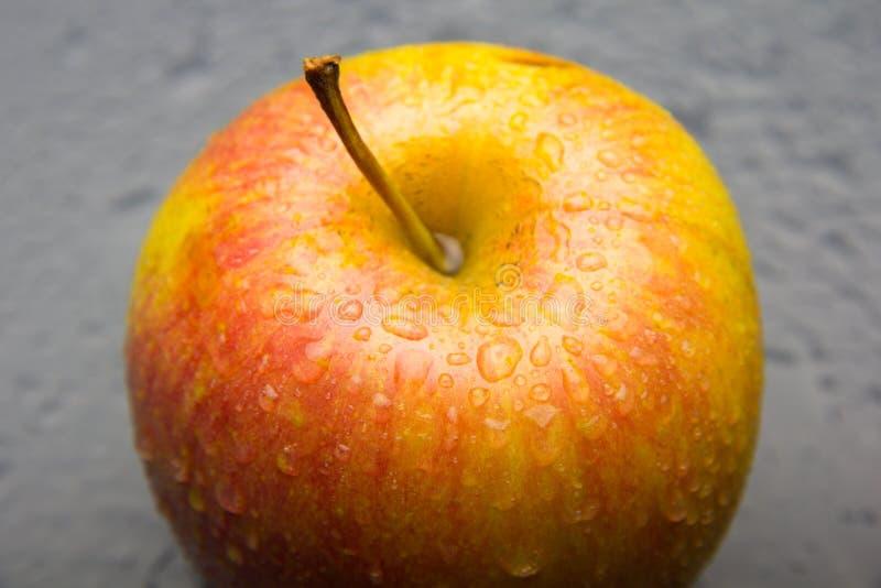 Mooie appel, gezond, vers en gezond royalty-vrije stock fotografie