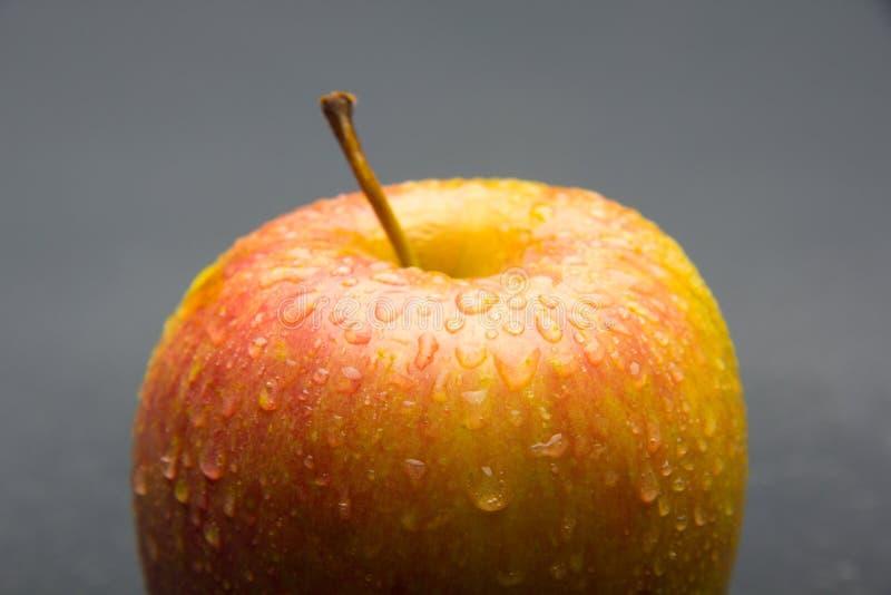 Mooie appel, gezond, vers en gezond stock fotografie