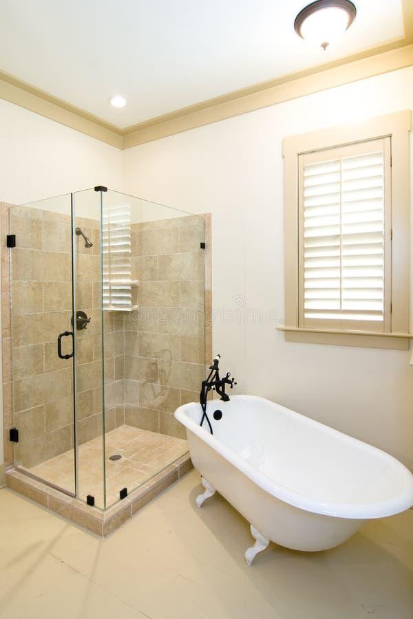Mooie badkamers stock foto