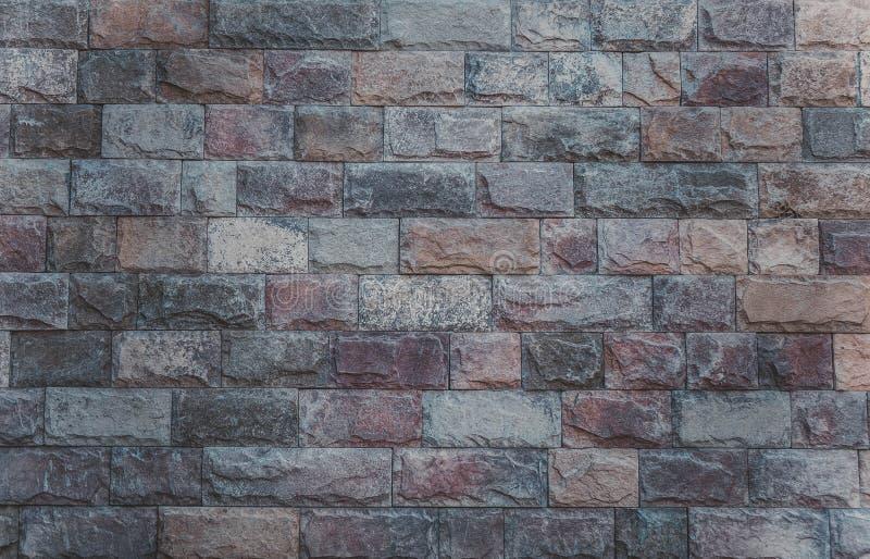 Mooie bakstenen muur Textuur voor ontwerperachtergrond stock fotografie