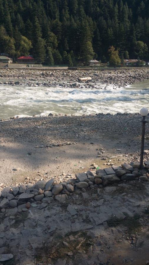 Mooie beelden van de vallei van Kashmir stock foto's