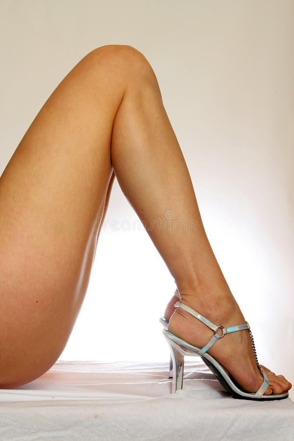 Mooie benen stock afbeelding