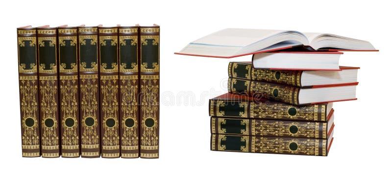 Mooie boeken stock foto's