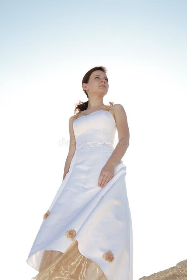 Mooie Bruid stock foto