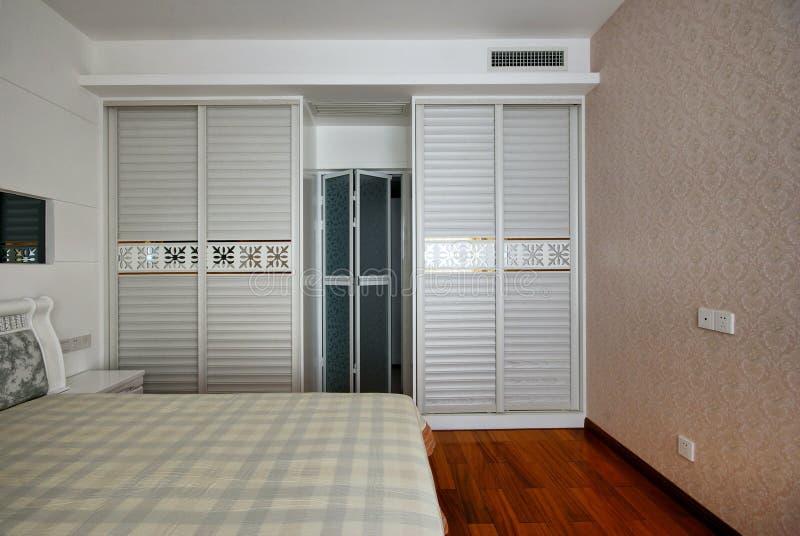 Mooie en comfortabele verfraaide ruimten royalty-vrije stock foto's