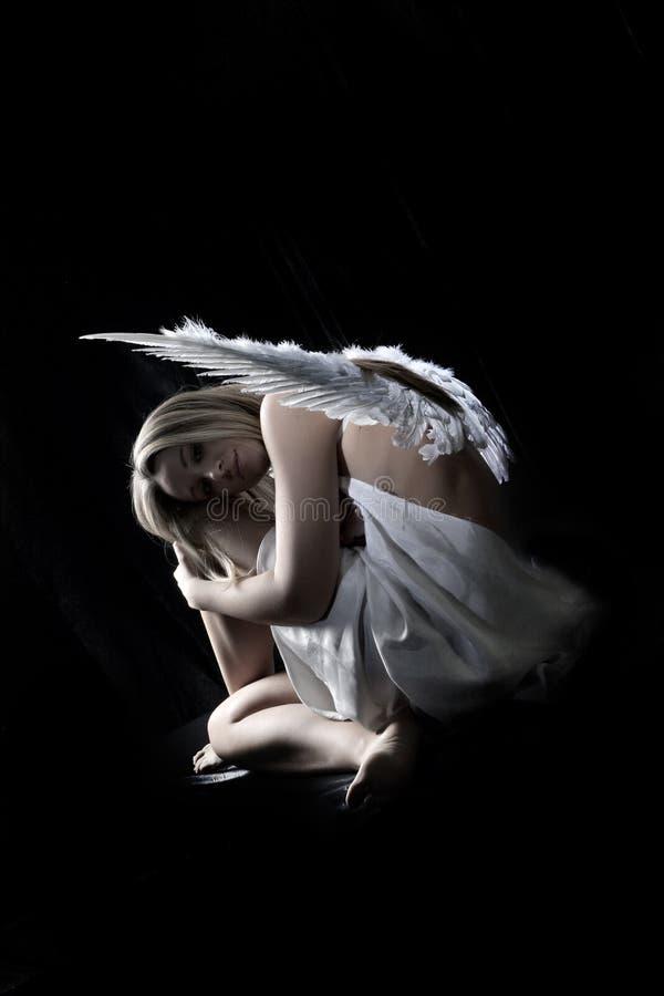 Mooie engel stock fotografie