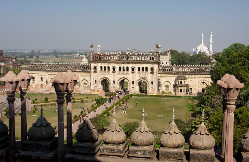 Mooie Gateway in India royalty-vrije stock afbeelding