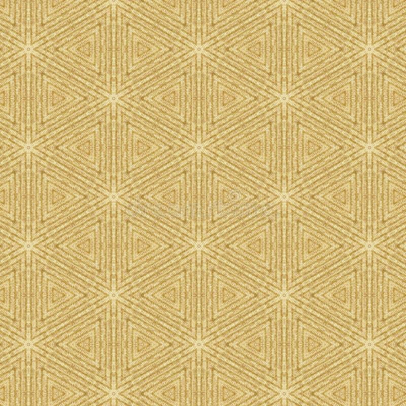 Mooie gevormde achtergrond voor uw ontwerp royalty-vrije illustratie