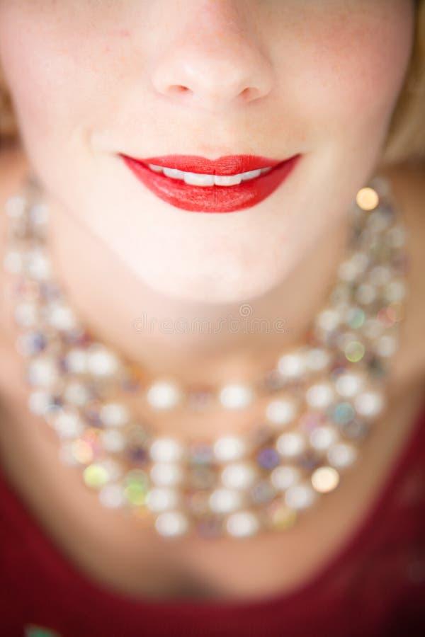 Download Mooie glimlach! stock foto. Afbeelding bestaande uit aantrekkelijk - 29509924
