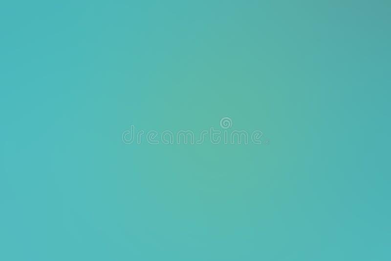 Mooie gradiënt duidelijke blauwe azuurblauwe hemel of een overzees zonder wolken vector illustratie