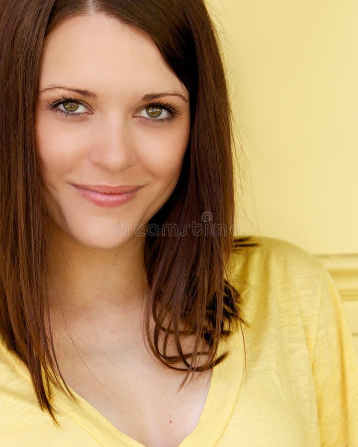 Mooie Jonge Gezonde Vrouw stock fotografie