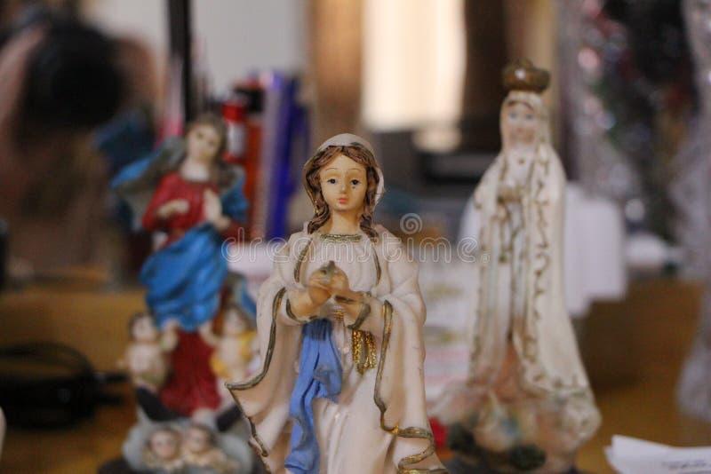 Mooie katholieke beelden royalty-vrije stock fotografie