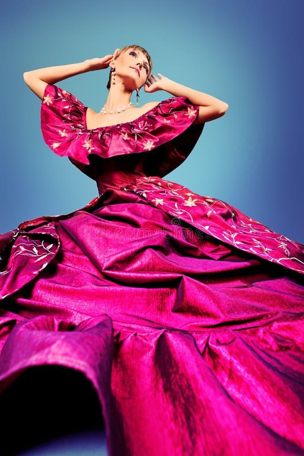 Mooie kleding royalty-vrije stock afbeeldingen