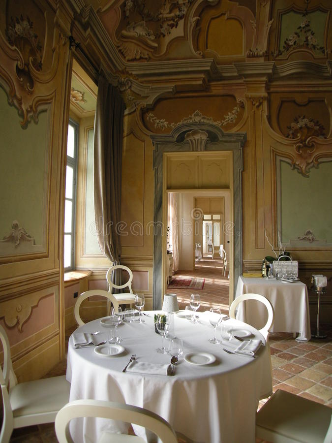 De mooie lijst Italië van de plaatsgebeurtenis stock afbeeldingen