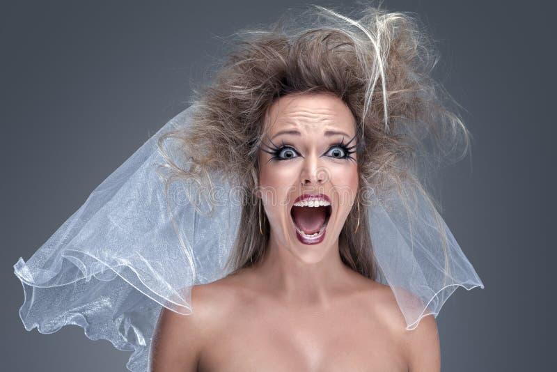 Mooie mannequin met creatieve make-up stock afbeeldingen