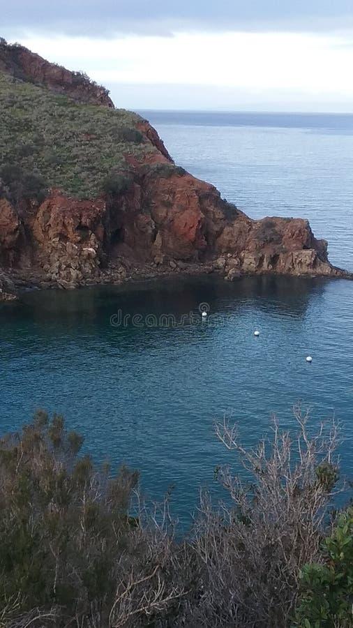 Mooie oceaan royalty-vrije stock foto's