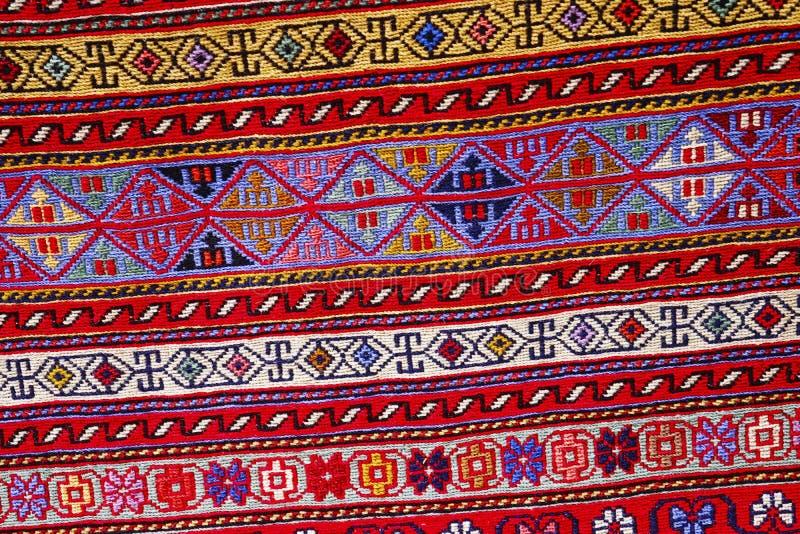 Mooie Oosterse antieke Perzische tapijten stock afbeeldingen