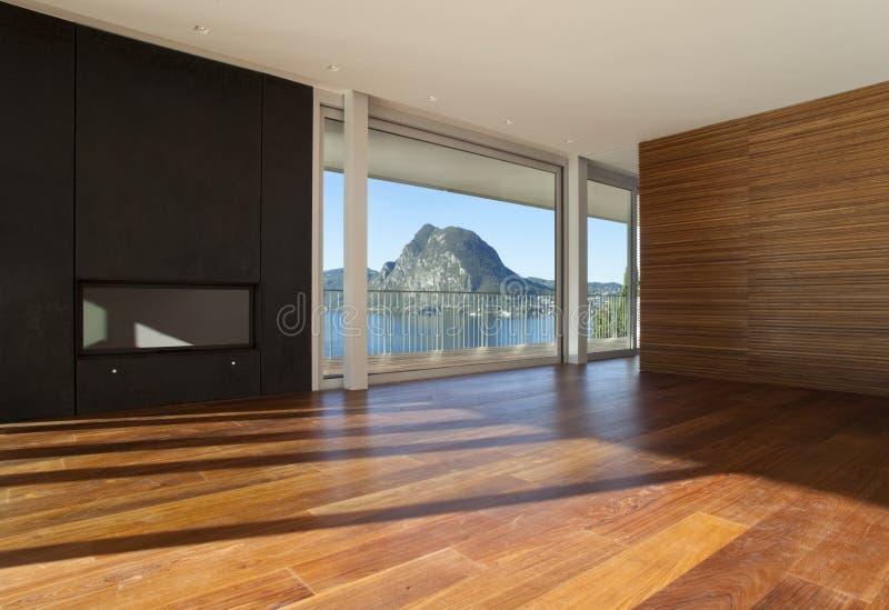 Mooie penthouse stock foto