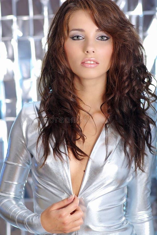 Mooie sexy vrouw royalty-vrije stock foto's