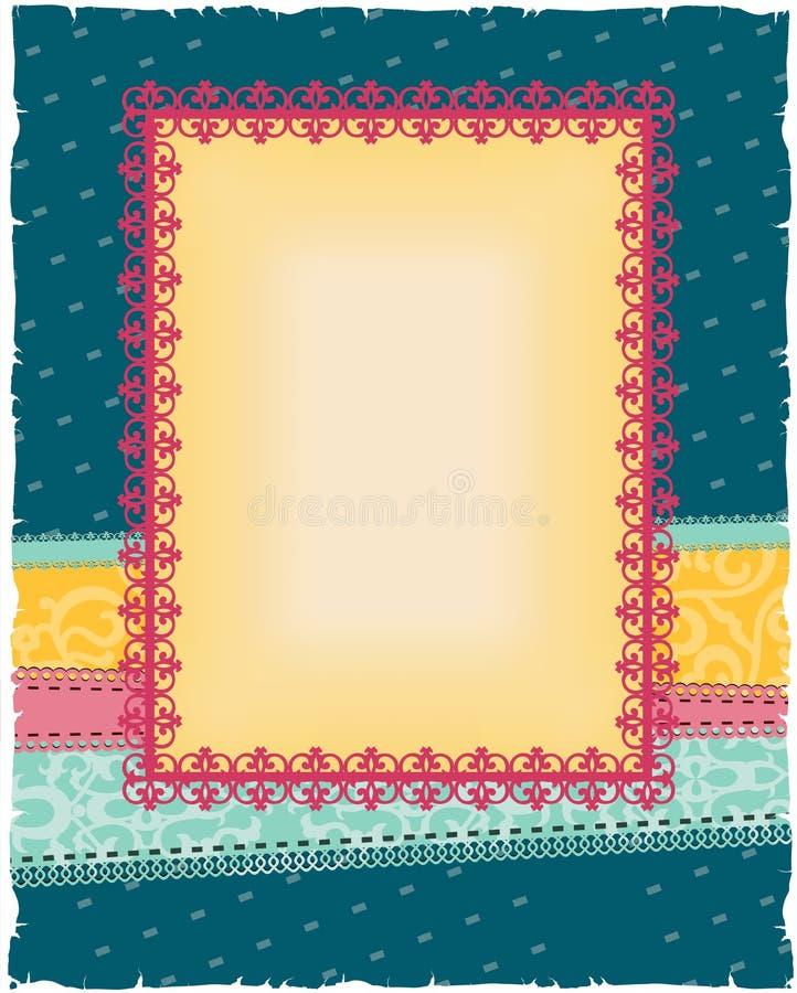 Download Mooie Sierachtergrond Met Punten Stock Illustratie - Illustratie bestaande uit schoonheid, samenvatting: 29506003