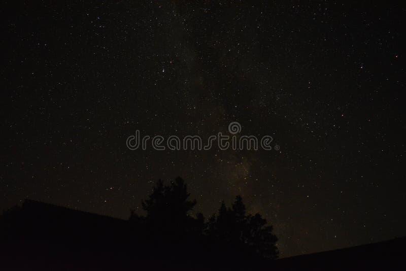 Mooie sterren stock afbeelding