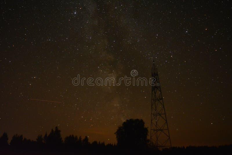 Mooie sterren royalty-vrije stock afbeelding