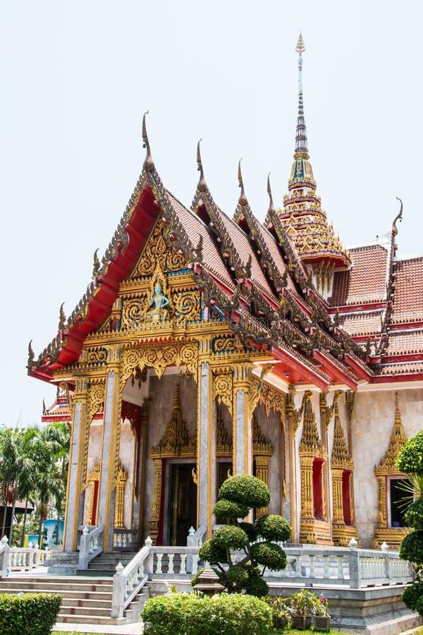 Mooie Tempel royalty-vrije stock foto