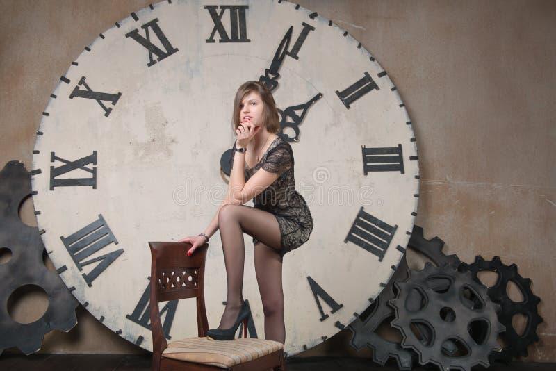 Download Mooie tijd stock foto. Afbeelding bestaande uit modieus - 39102892