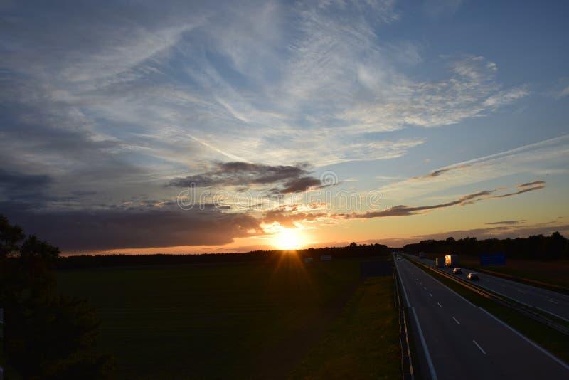 Download Mooie vette hemel stock foto. Afbeelding bestaande uit wolk - 107700314