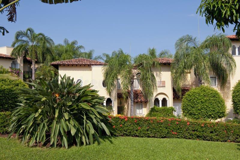 Mooie Villa royalty-vrije stock foto's