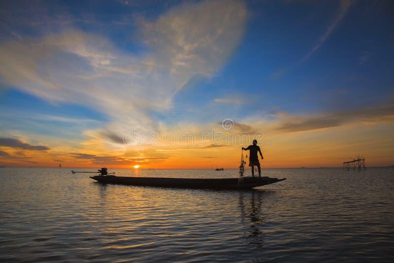 Mooie zonsopgang stock fotografie