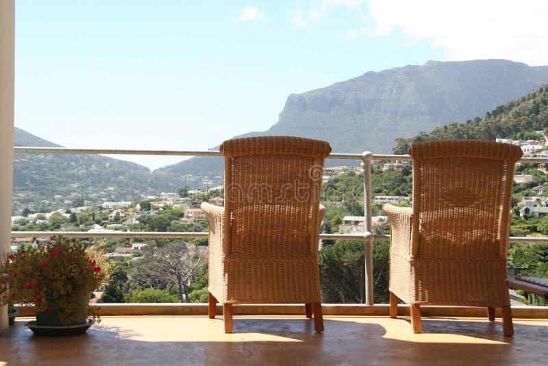 Mooiste plaats van Zuid-Afrika royalty-vrije stock foto