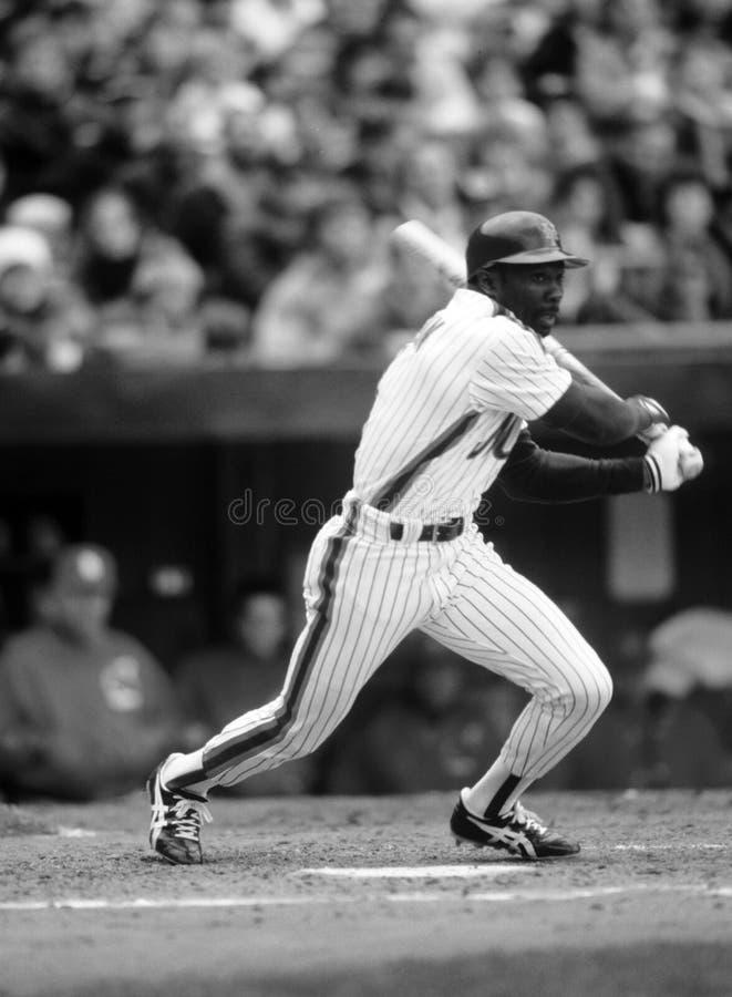 Mookie Wilson New York Mets royalty-vrije stock fotografie