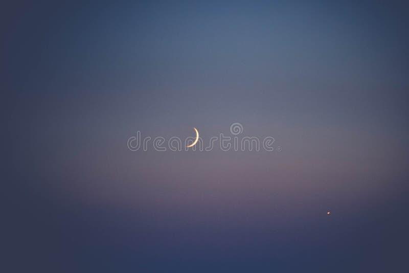 moon royaltyfria foton