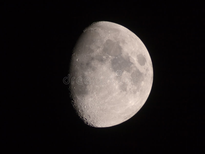 Download Moon Stock Image - Image: 1709281