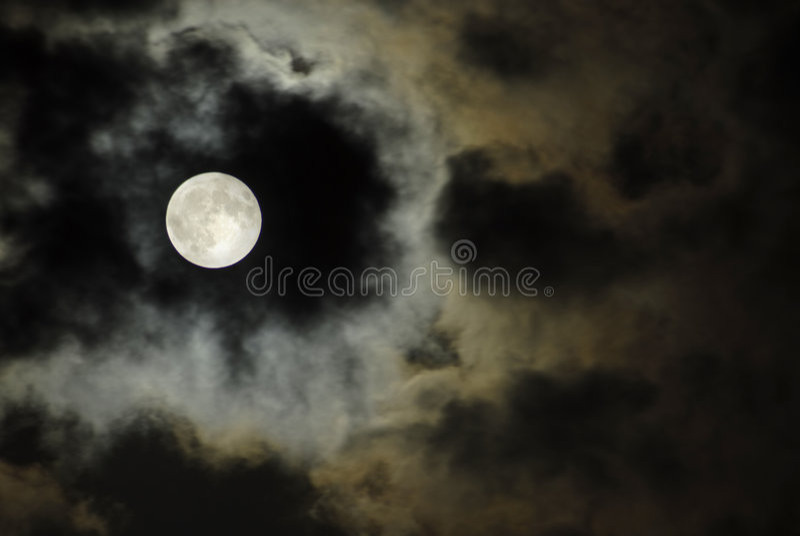 moon royaltyfria bilder